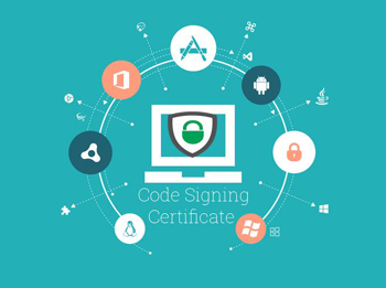 Code signing and Rewards page