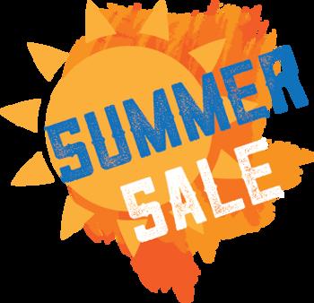 45% off pre-summer sale